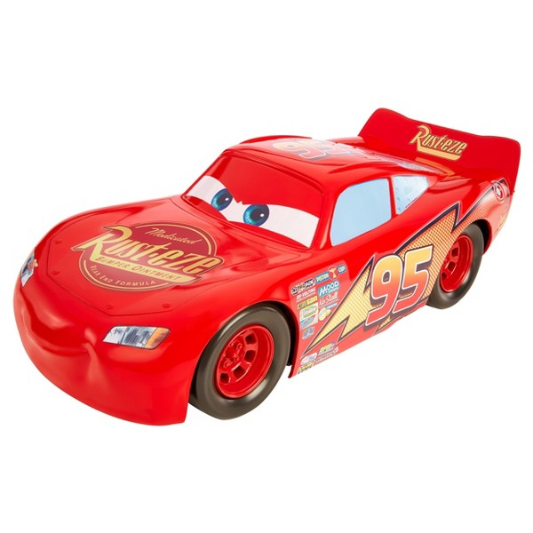 """Lightning McQueen 20"""" Vehicle product image"""