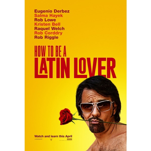 How to be a Latin Lover product image