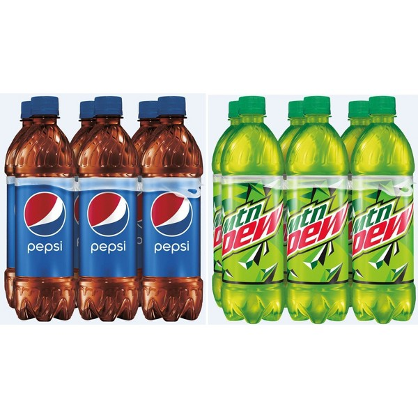Pepsi 6pk Bottles product image