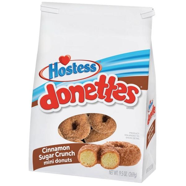 Hostess Cinn Sugar Crunch Donettes product image