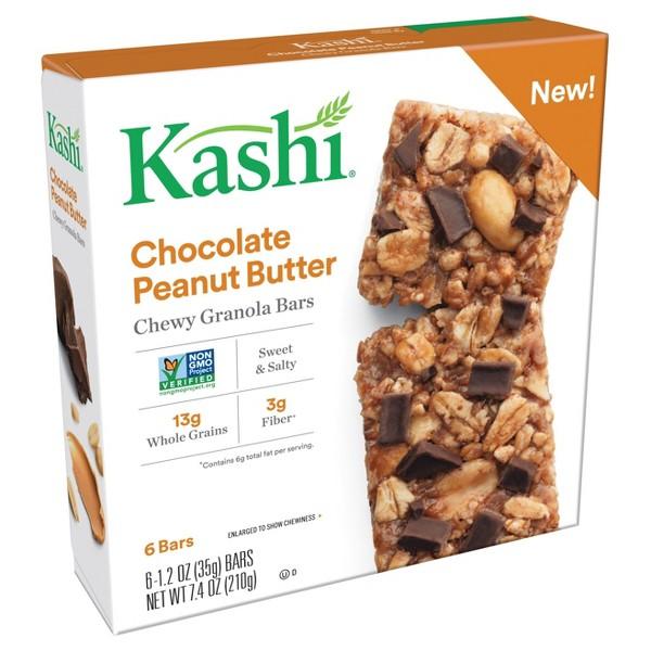 Kashi Chocolate Peanut Butter Bar product image