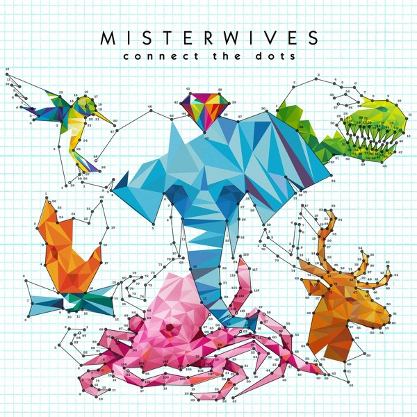 Misterwives: Connect The Dots product image