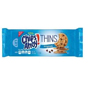 Chips Ahoy Thins Cookies
