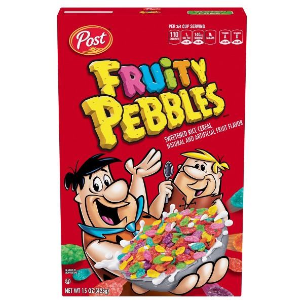 Fruity Pebbles & Cocoa Pebbles product image