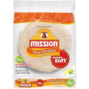 """Mission 8"""" Flour Tortillas"""