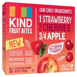Fruit Bites KIND