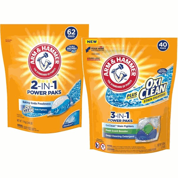 Arm & Hammer Single-Dose Detergent product image