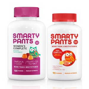 SmartyPants Complete Vitamins