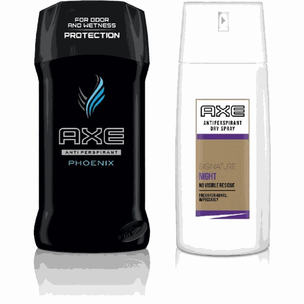 Axe Deodorant or Daily Fragrance product image