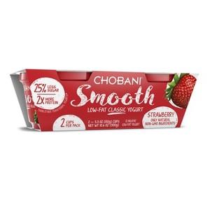 Chobani Smooth