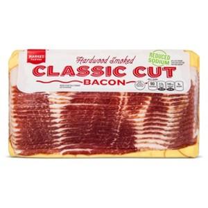 Market Pantry Low Sodium Bacon