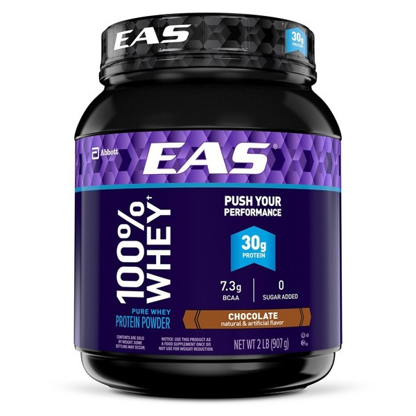 EAS 100% Whey Protein product image