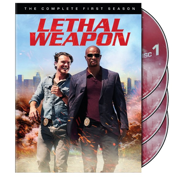 Lethal Weapon: Season 1 product image
