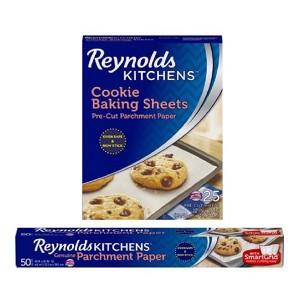 Reynolds Parchment Sheets & Rolls