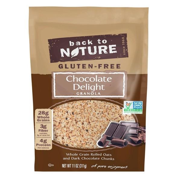 Back to Nature Granola product image
