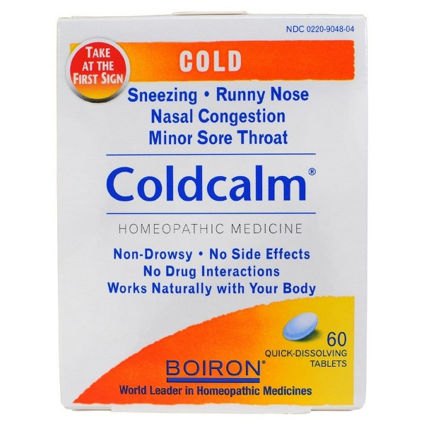 Boiron Coldcalm Cold Relief product image