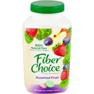 Fiber Choice Fiber Supplements
