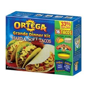 Ortega Taco Kit & Enchilada Sauce