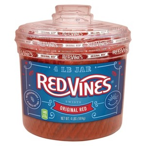 Red Vines Share Size