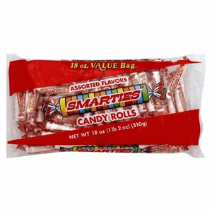 Smarties Candy Bags