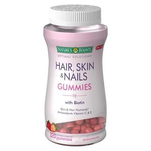 Optimal Solution Hair, Skin & Nail