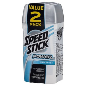 Speed Stick Deodorant