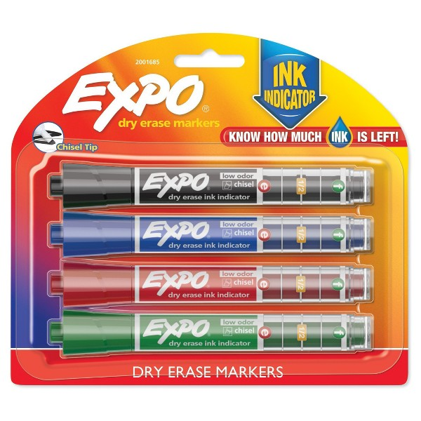 Expo Ink Indicator Markers product image