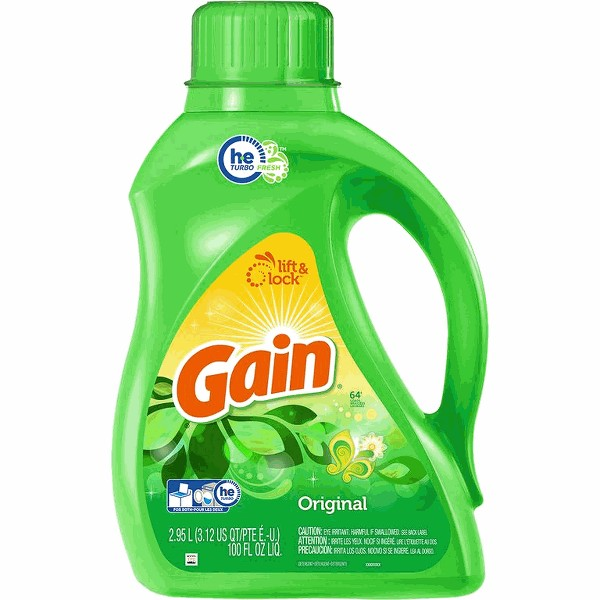 Gain Liquid Detergent product image