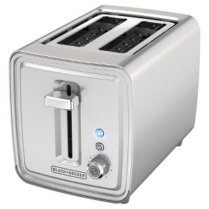 Black+Decker 2 Slice Toaster