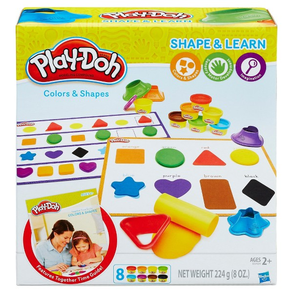 Play-Doh Shape & Learn product image
