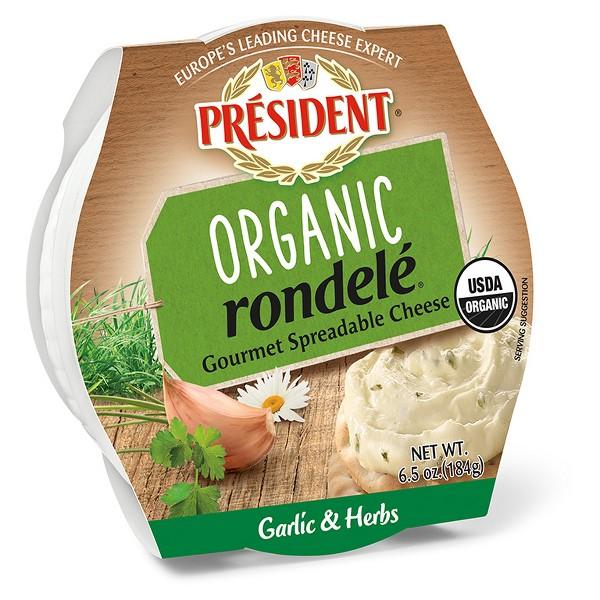Rondelé Organic Savory Spread product image