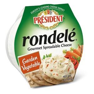 Rondelé Gourmet Savory Spread