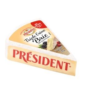 Président Triple Crème Brie