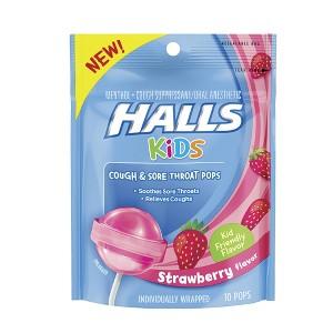 Halls Kids Pops