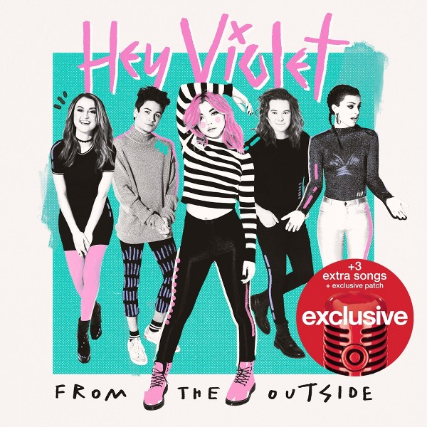 Hey Violet: From The Outside product image
