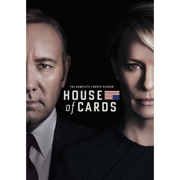 House of Cards: Seasons 1-4 product image