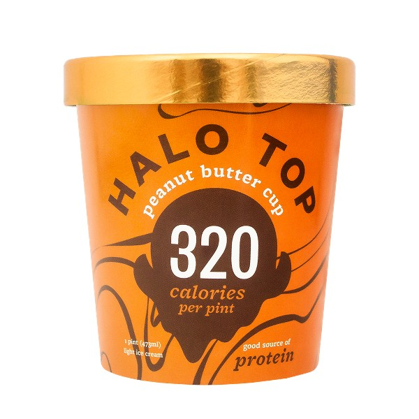 Halo Top Ice Cream product image