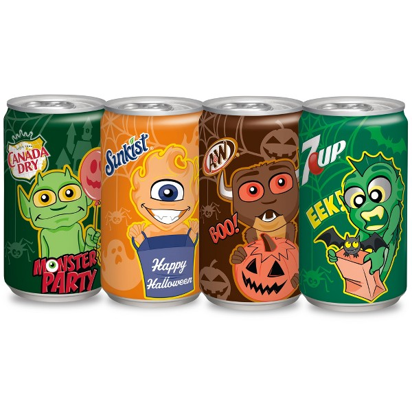 7UP,A&W, Can Dry,Sunkist & More product image