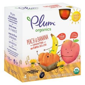Plum Organics Mashups