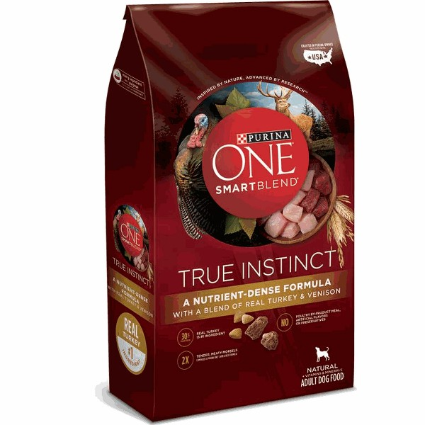 Purina ONE SmartBlend Dry Dog Food product image