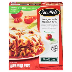 Stouffer's Frozen Entrees