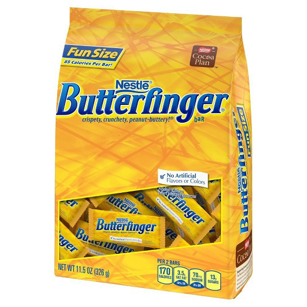 Nestle Butterfinger Fun Size Bag product image