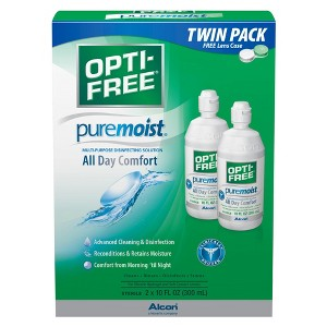 Opti-Free Contact Lens Solution