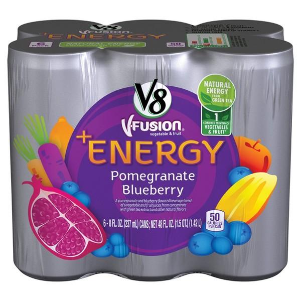 V8 V-Fusion + Energy product image