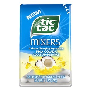 Tic Tac 1 oz Single Pks