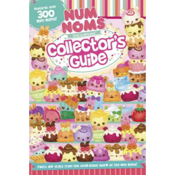 Num Noms Collector's Guide product image