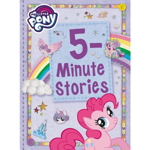 My Little Pony: 5 Minute Stories product image