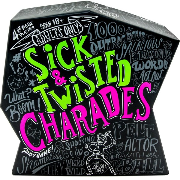 Sick & Twisted Charades product image