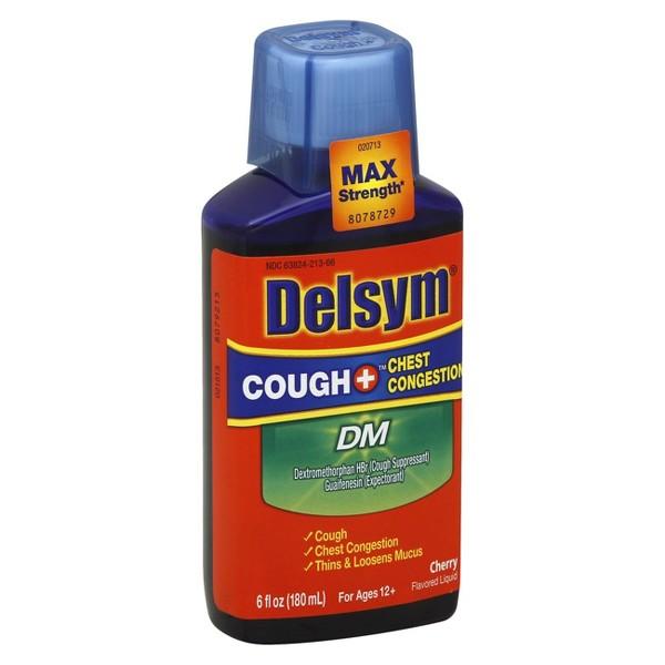 Delsym Cough Liquids product image