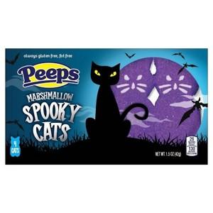 Peeps Spooky Marshmallow Cats